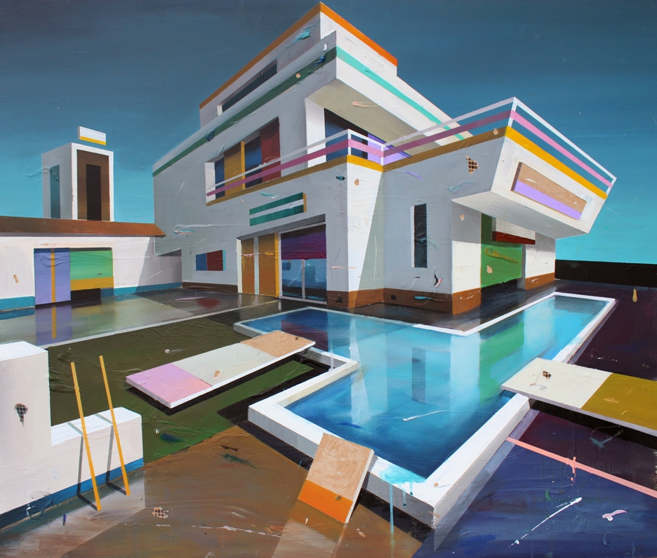 Igor Taritas: Building with a pool